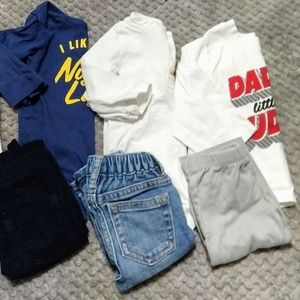 3 Outfits, 3-6m